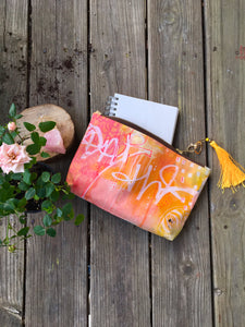 {BUNDLE} Exotic Goddess Print + Clutch 5