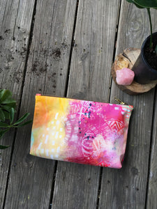 {BUNDLE} Exotic Goddess Print + Clutch 7