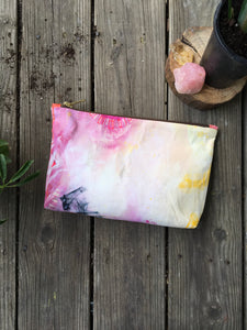 Hand-painted fine art handbags by Martice Smith.