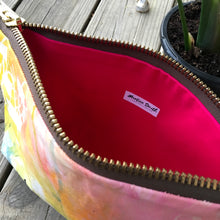 "Load image into Gallery viewer, ""Bohemian Paradise"" Clutch 2"