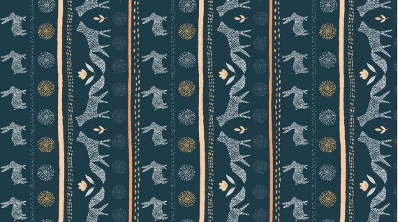 Stay Wild One Yard Bundle - 7 pieces from Stay Wild Collection at Cherry Creek Fabric