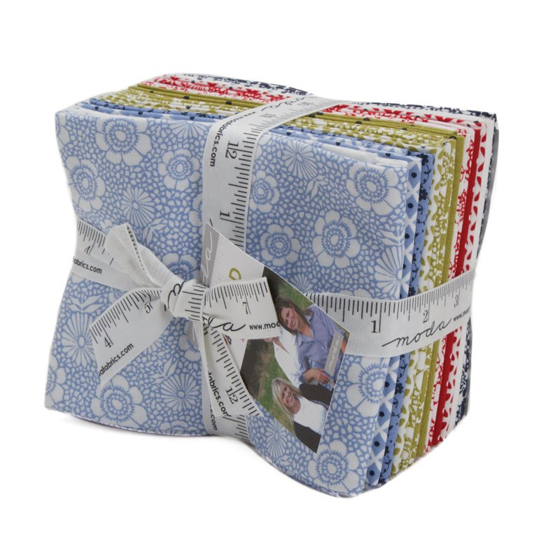 Oxford Prints Fat Quarter Bundle