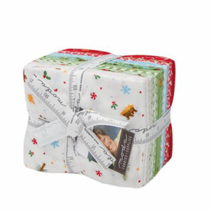 Good Tidings Fat Quarter Bundle from Good Tidings Collection at Cherry Creek Fabric