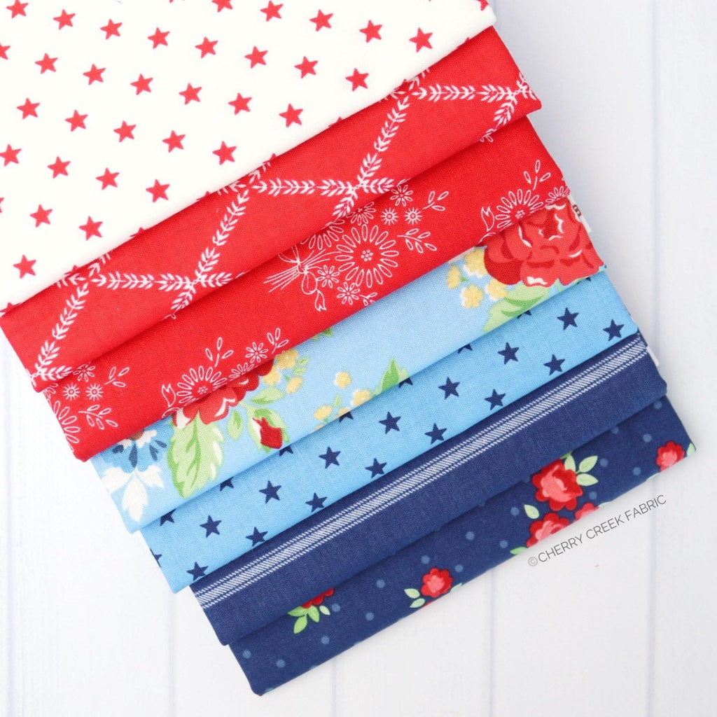Harry & Alice One Yard Bundle - 7 pieces