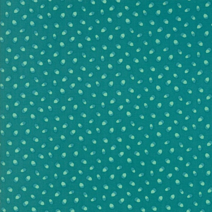 Turquoise Forage Fabric