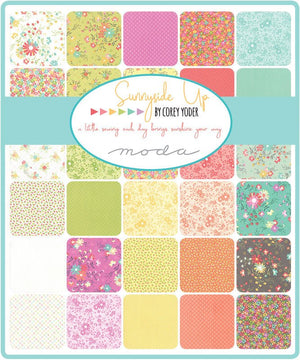 Sunnyside Up Fat Quarter Bundle from Sunnyside Up Collection at Cherry Creek Fabric