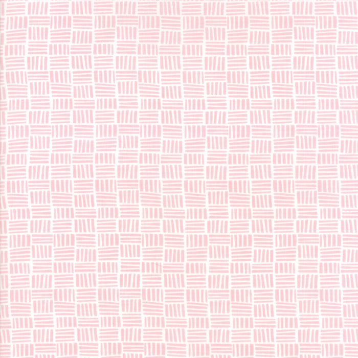 Rose Parquet Fabric from Bungalow Collection at Cherry Creek Fabric