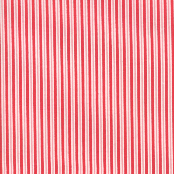 Sweet Christmas by Urban Chiks | Red Candy Cane Stripe Fabric