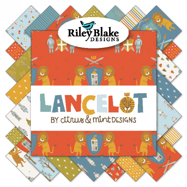 Lancelot Fat Quarter Bundle