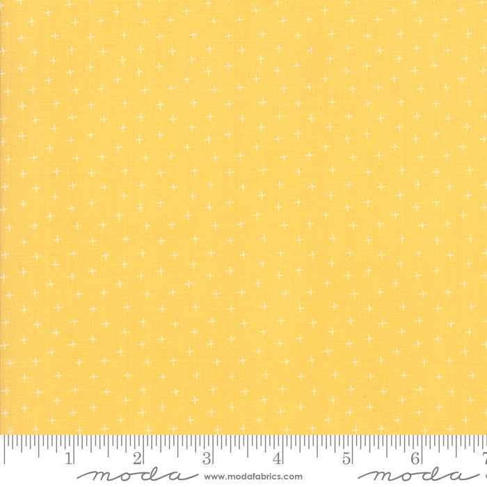 Strawberry Jam Fabric - Yellow Plus Fabric - Corey Yoder - Moda Fabric - Geometric Fabric - Yellow Fabric - Fabric by the Yard from Cherry Creek Fabric & Crafts Collection at Cherry Creek Fabric