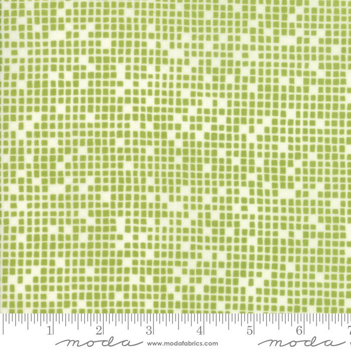 Green Cobblestone Fabric from Lazy Days Collection at Cherry Creek Fabric