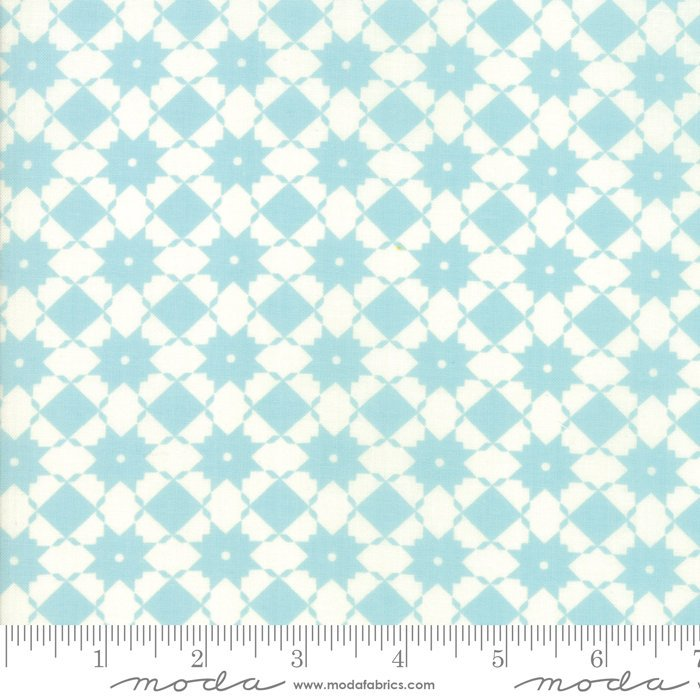 Light Blue Weave Fabric from Garden Variety Collection at Cherry Creek Fabric