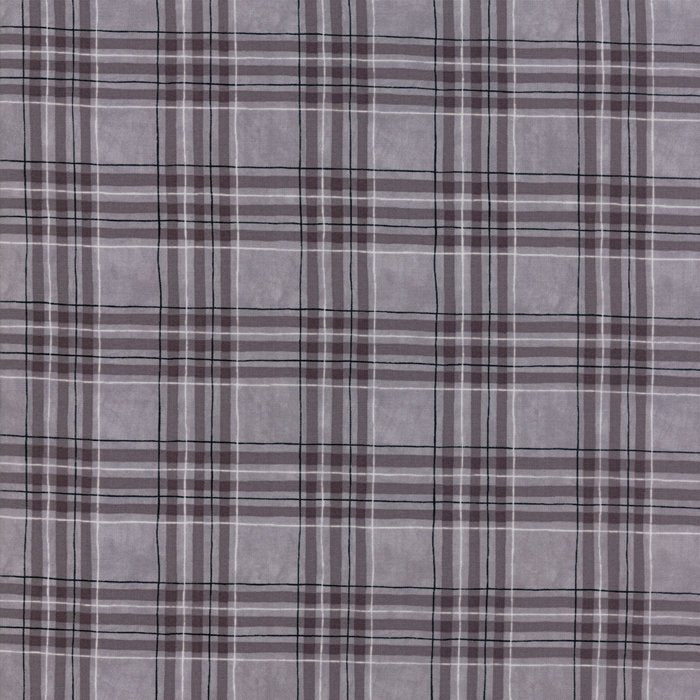 "END OF BOLT 3 yds + 3"" - Hearthside Holiday - Grey Winter Plaid Fabric - Deb Strain - Moda Fabrics - Christmas Fabric from Cherry Creek Fabric & Crafts Collection at Cherry Creek Fabric"