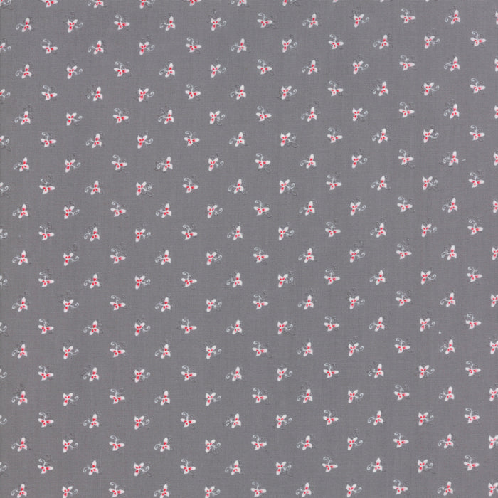 Grey Bunad Fabric from Sno Collection at Cherry Creek Fabric