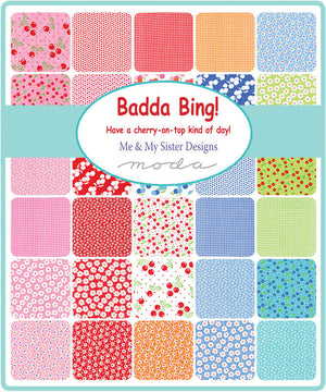 Badda Bing Fat Eighth Bundle from Badda Bing Collection at Cherry Creek Fabric