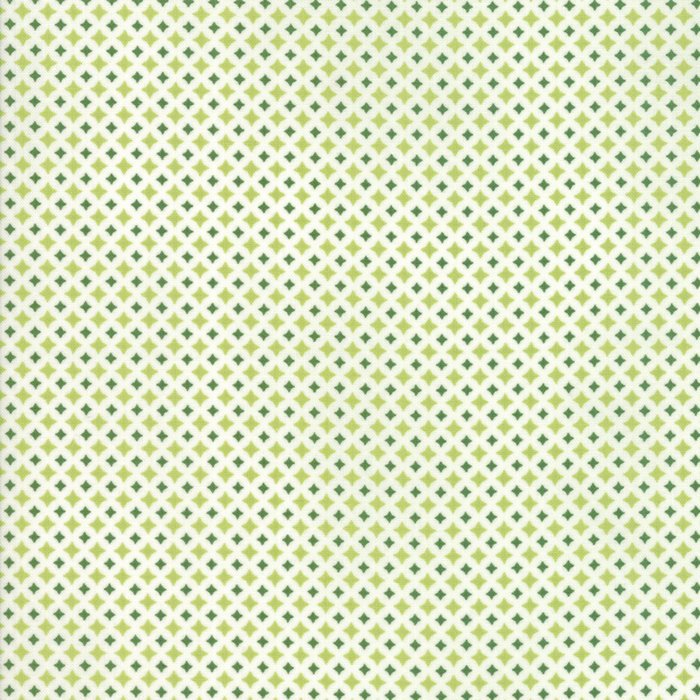 Green Diamond Fabric