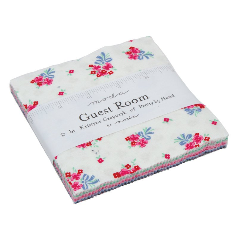 Guest Room Charm Pack from Guest Room Collection at Cherry Creek Fabric