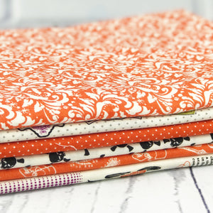 Eek Boo Shriek One Yard Bundle from Eek Boo Shriek Collection at Cherry Creek Fabric