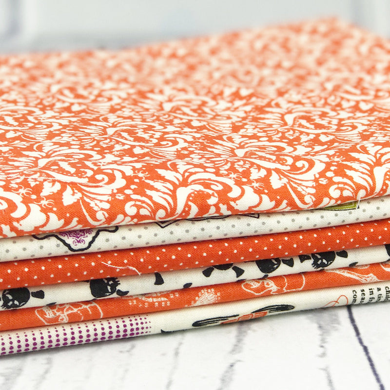 Eek Boo Shriek One Yard Bundle