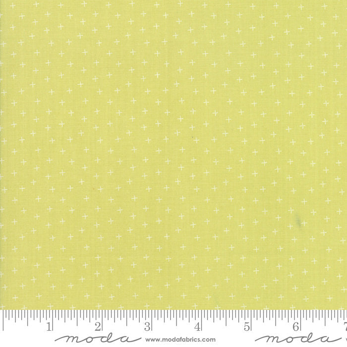 Strawberry Jam Fabric - Green Plus Fabric - Corey Yoder - Moda Fabric - Geometric Fabric - Green Fabric - Fabric by the Yard from Cherry Creek Fabric & Crafts Collection at Cherry Creek Fabric
