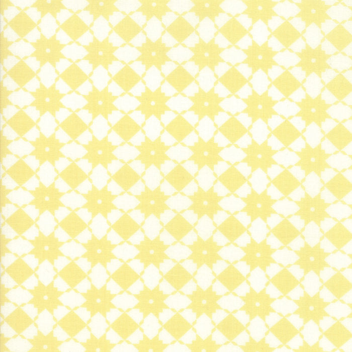 Yellow Weave Fabric