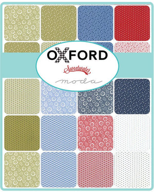 Oxford Prints Fat Quarter Bundle from Oxford Collection at Cherry Creek Fabric