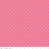 Hot Pink Bows Fabric from Guinevere Collection at Cherry Creek Fabric