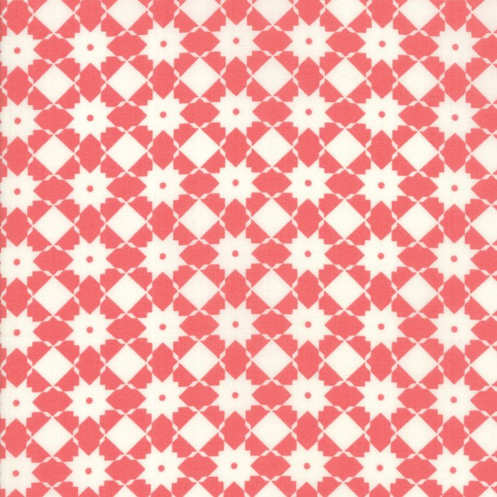 Pink Weave Fabric from Garden Variety Collection at Cherry Creek Fabric
