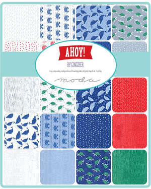 White Turtles Fabric from Moda Fabrics Collection at Cherry Creek Fabric