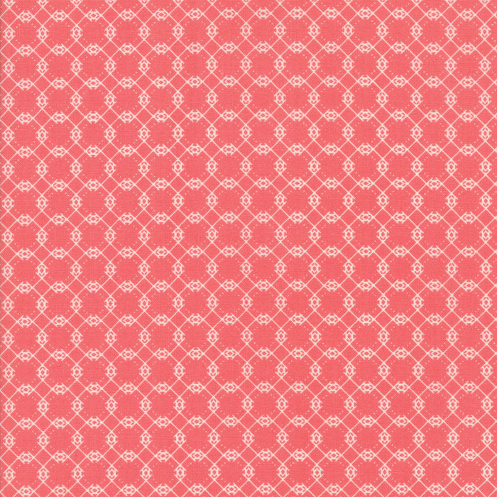 Pink Brambles Fabric from Garden Variety Collection at Cherry Creek Fabric