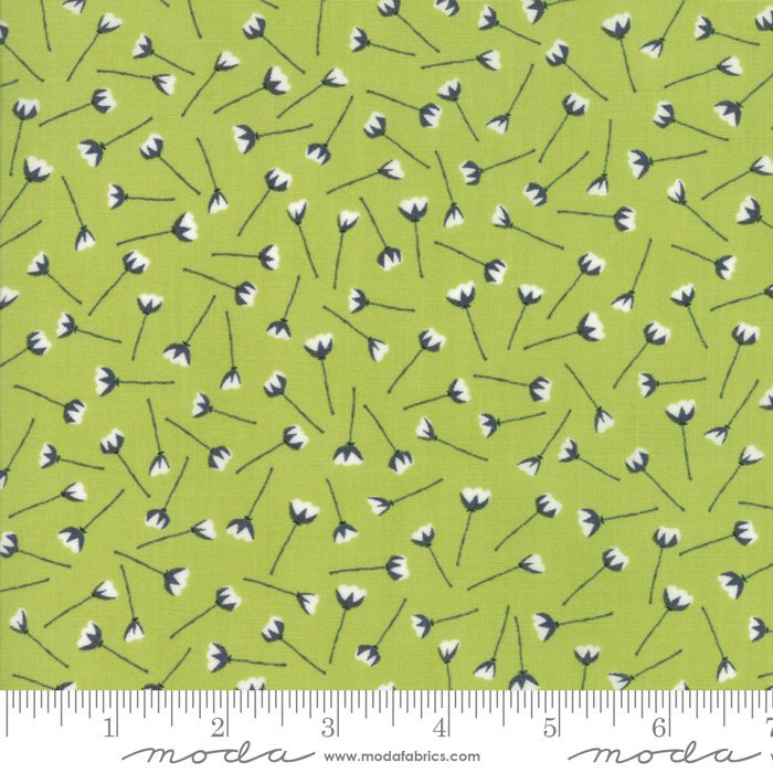 "END OF BOLT 2 yd + 22"" - The Front Porch Fabric - Pistachio Florets Porch Fabric - Sherri & Chelsi - Floral Fabric from Cherry Creek Fabric & Crafts Collection at Cherry Creek Fabric"