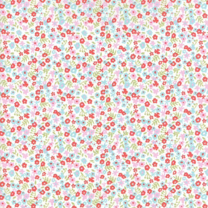 Berry Meadow Fabric from Bungalow Collection at Cherry Creek Fabric