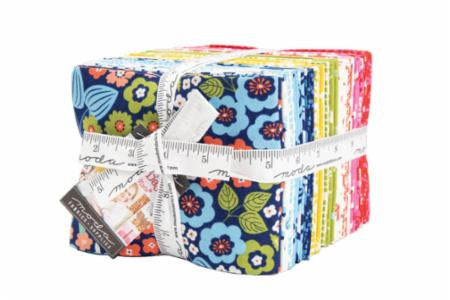 Lazy Days Fat Quarter Bundle from Lazy Days Collection at Cherry Creek Fabric