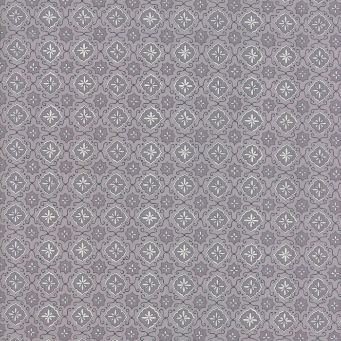Barnyard Grey Tile Fabric from Homegrown Collection at Cherry Creek Fabric