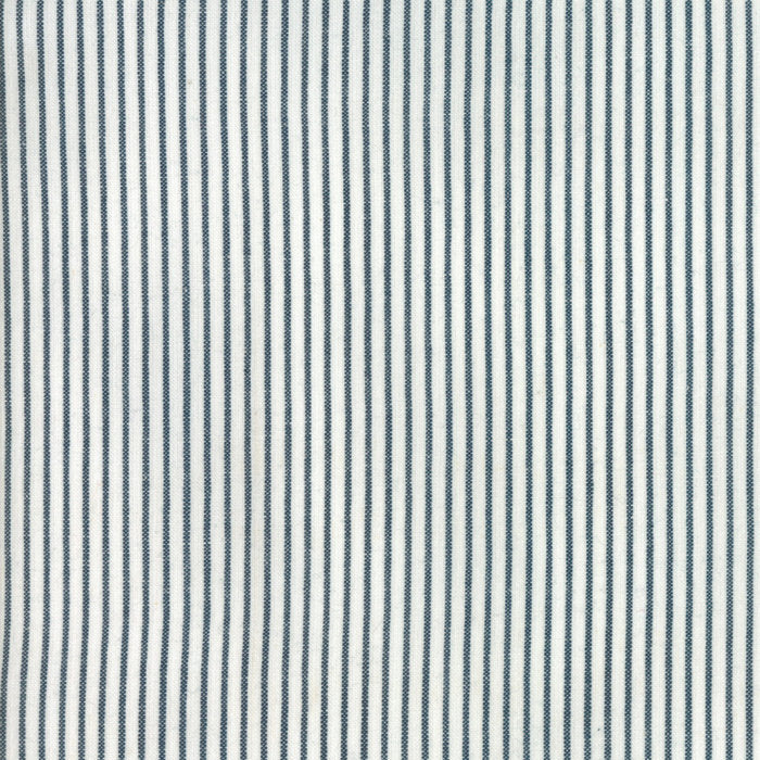 Denim Stripe Woven Fabric