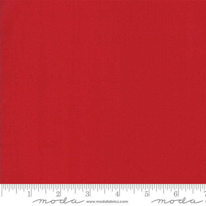 Red Chambray Woven Fabric from Oxford Collection at Cherry Creek Fabric