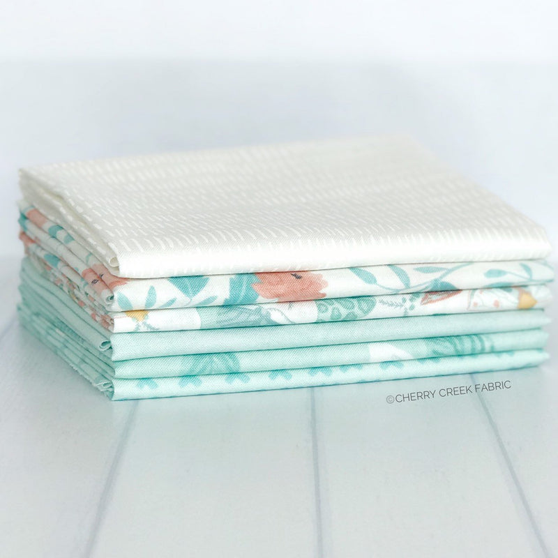 Twilight Mist Fat Quarter Bundle from Twilight Collection at Cherry Creek Fabric