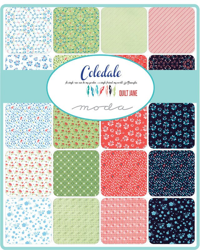 Coledale Mini Charm Pack from Coledale Collection at Cherry Creek Fabric