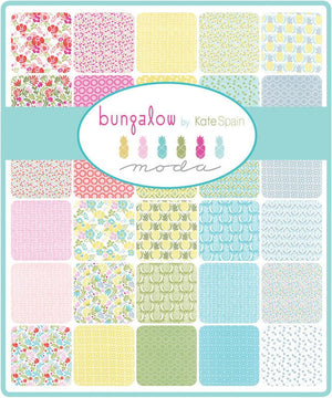 Bungalow Mini Charm Pack from Bungalow Collection at Cherry Creek Fabric