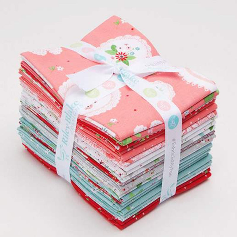 Vintage Keepsakes Fat Quarter Bundle
