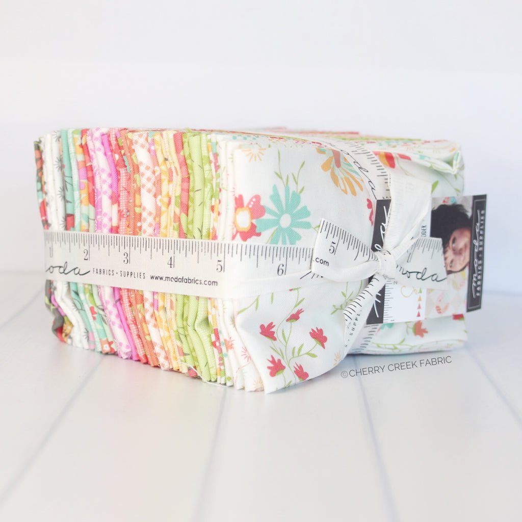 Sunnyside Up Fat Eighth Bundle from Sunnyside Up Collection at Cherry Creek Fabric