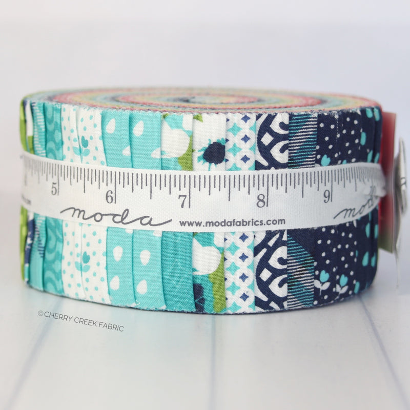 All Weather Friend Jelly Roll from All Weather Friend Collection at Cherry Creek Fabric