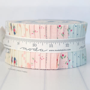 Freya & Friends Jelly Roll from Freya & Friends Collection at Cherry Creek Fabric