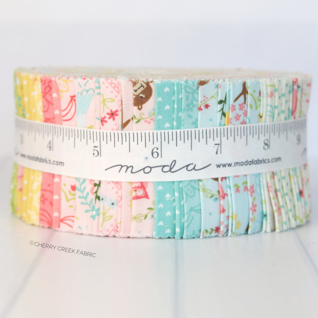 Home Sweet Home Jelly Roll from Home Sweet Home Collection at Cherry Creek Fabric