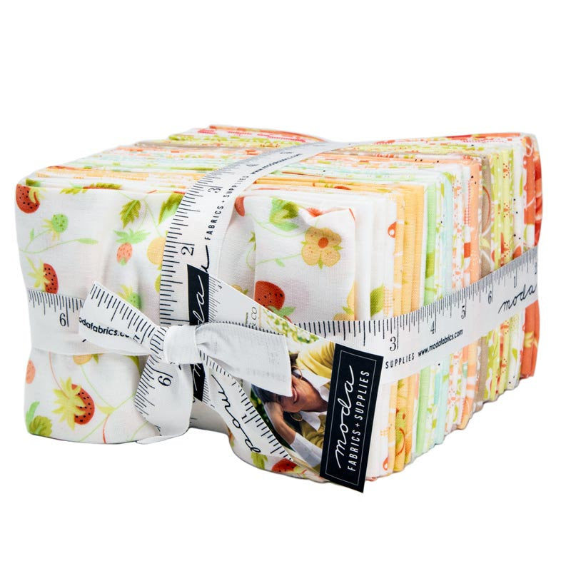 Chantilly Fat Eighth Bundle from Chantilly Collection at Cherry Creek Fabric