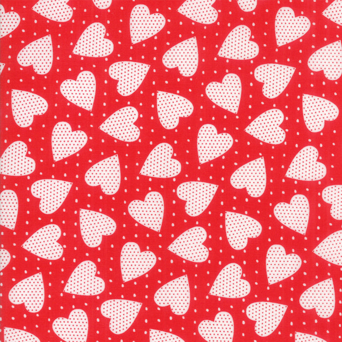 Red Heart Felt Fabric