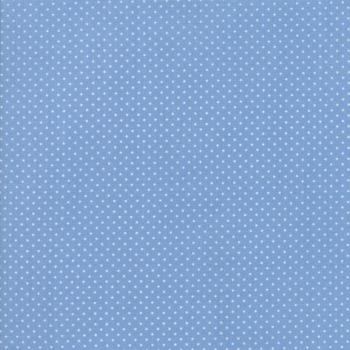 Blue Polka Dots Fabric from Guest Room Collection at Cherry Creek Fabric