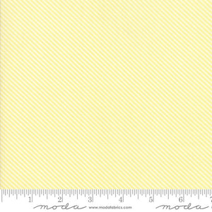 Yellow Candy Stripes Fabric from Garden Variety Collection at Cherry Creek Fabric