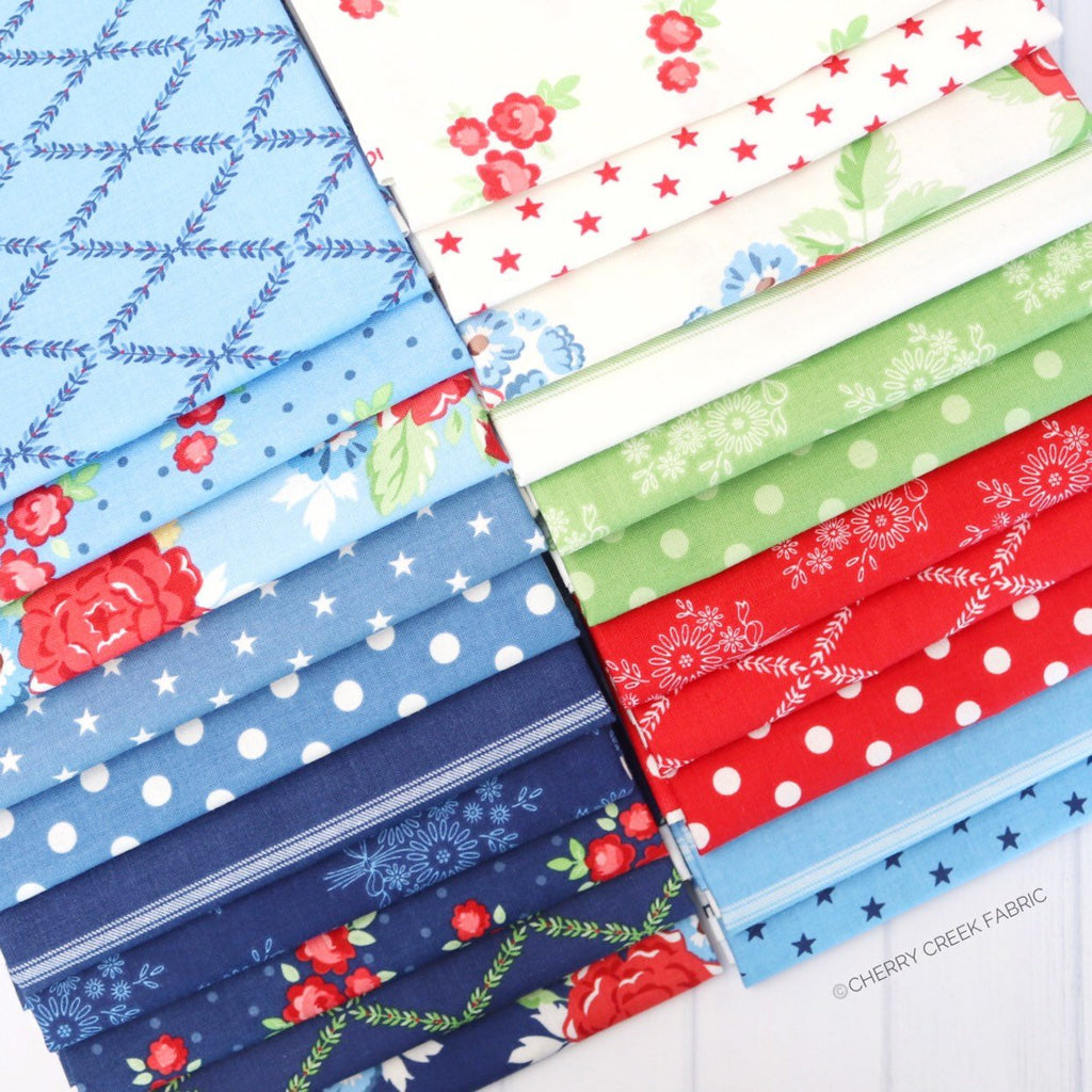 Harry & Alice Half Yard Bundle