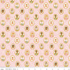 Pink People Fabric from Guinevere Collection at Cherry Creek Fabric